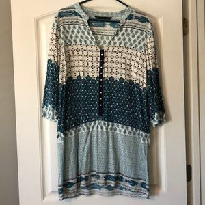 Zara Tunic Top!
